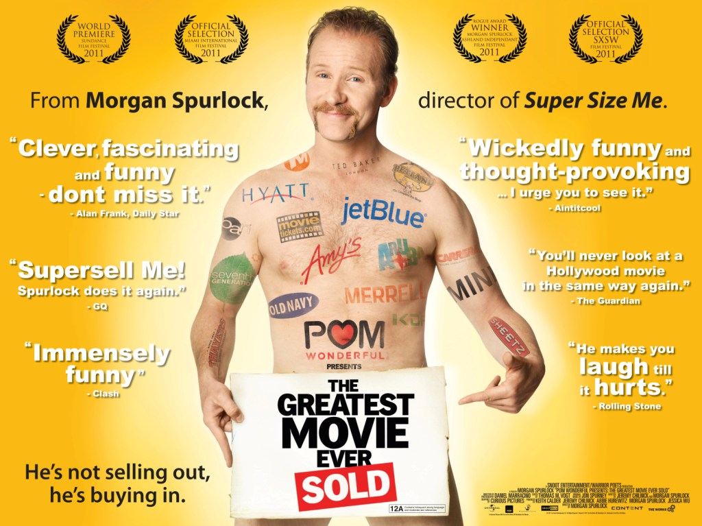 a review on the documentary film, supersize me by morgan spurlock essay Super size me is an in-depth film by morgan spurlock, which shows viewers his journey from healthy eating to becoming a fast food junkie viewers are able to see the damage that the unhealthy food from mcdonald's causes while spurlock eats three meals a day from the fast food chain.