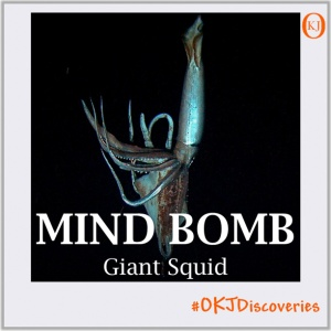 Giant Squid (Mind Bomb #001) Featured Image