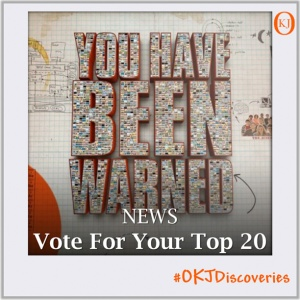 Vote For Your Top 20 Featured Image