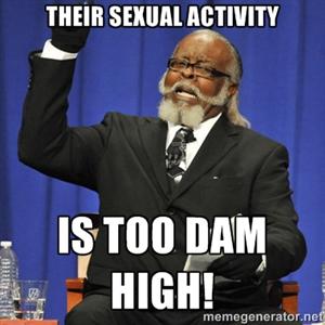 Bonobo too dam high meme