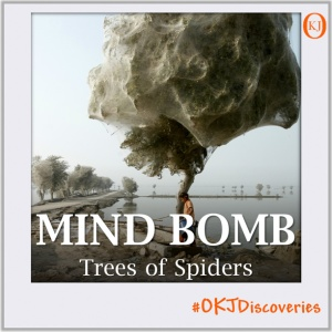 Trees of Spiders (Mind Bomb #006) Featured Image