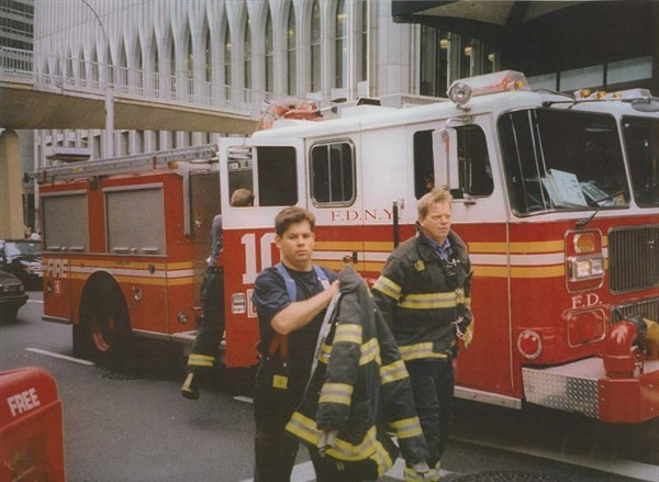 911FirehouseGroundZero