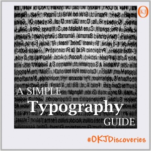 A Simple Typography Guide Featured Image