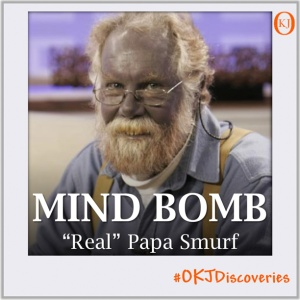 """Real"" Papa Smurf (Mind Bomb #010) Featured Image"
