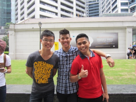 Cast of Every Singaporean Son 2