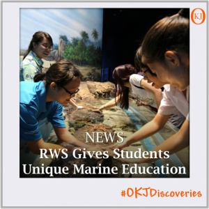 RWS Gives Students Out-of-Classroom Marine Education Experience