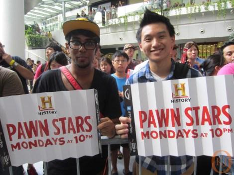 Pawn Stars Banner