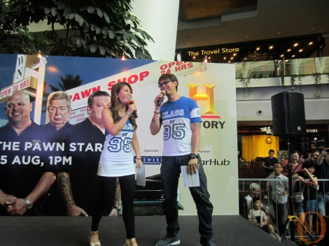 Pawn Stars Asia Tour Preshow activities (1)