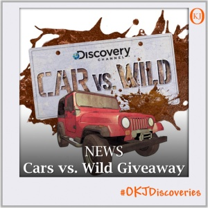 Cars vs. WIld Giveaway Featured Image