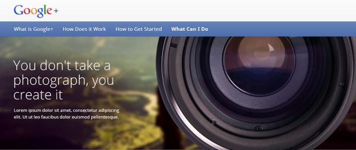 Google+ Photo Management