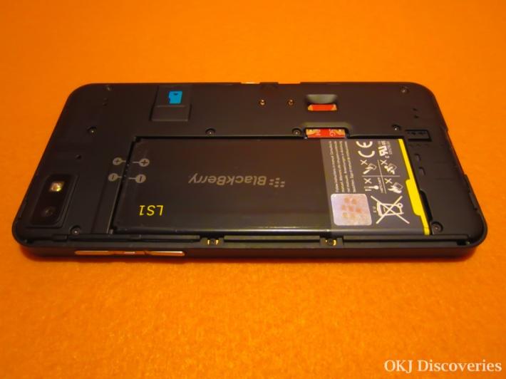 BlackBerry Z10 Battery