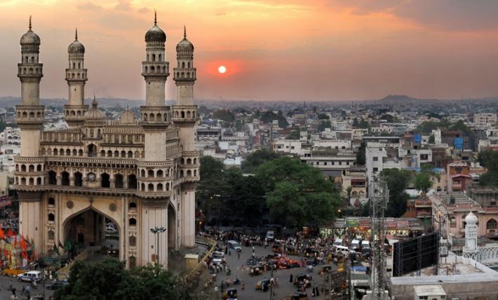 Charminar (0.35Gigapixels) Credit: Ravinder Reddy Duggempudi Click to view full Panorama