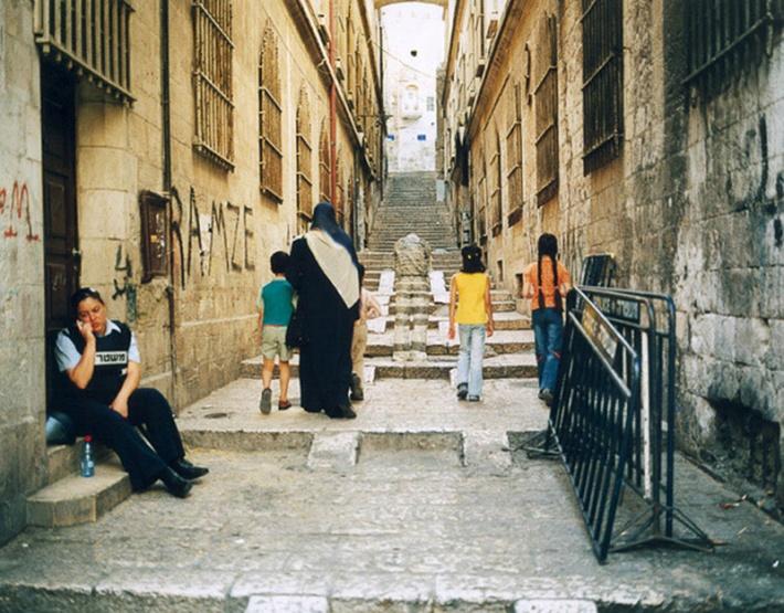 Desiree Palmen Stairs (Credit:  Desiree Palmen)