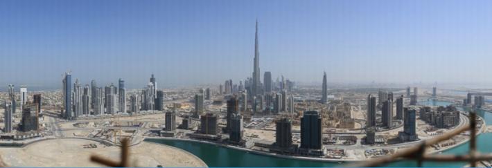 Dubai Panorama (45 Gigapixels) Credit: Gerald Donovan Click to view full Panorama