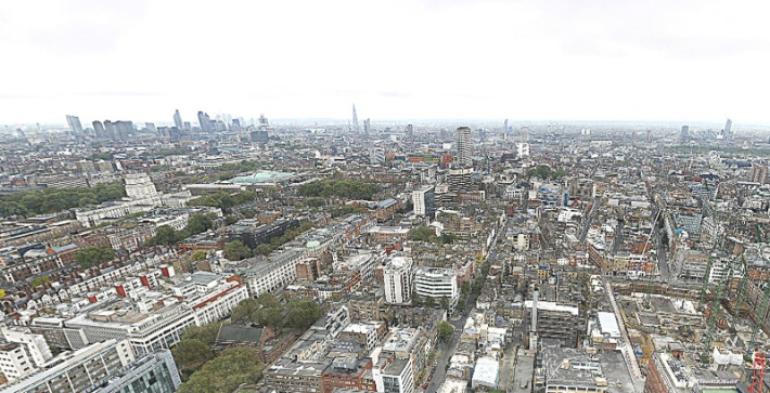 London Panorama (320 Gigapixels) *Current World's Biggest Picture* Credit: 360Cities Click to view full Panorama