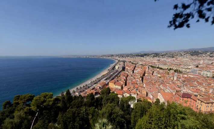 Nice, France (52 Gigapixels) Credit: Guillaume Roumestan Click to view full Panorama