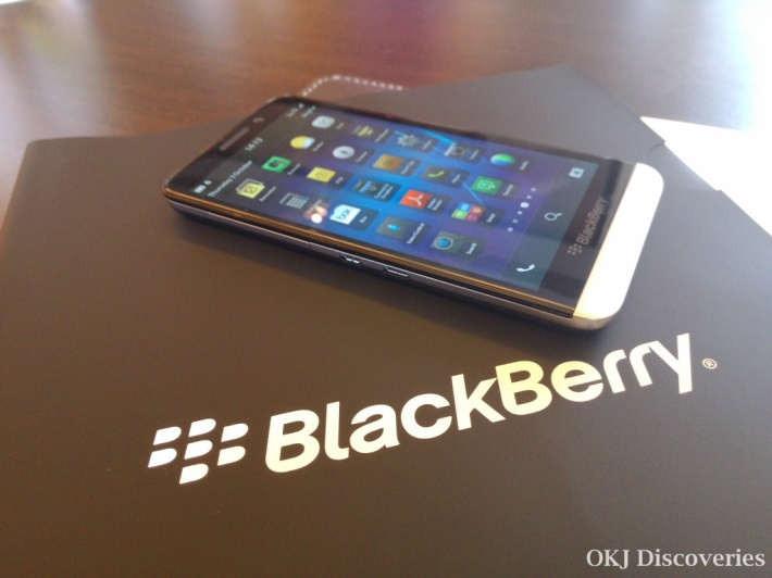 OKJ at BlackBerry Z30 Launch (11)