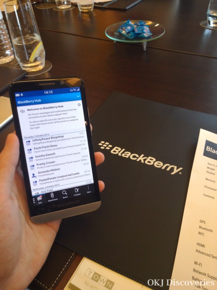 OKJ at BlackBerry Z30 Launch (14)