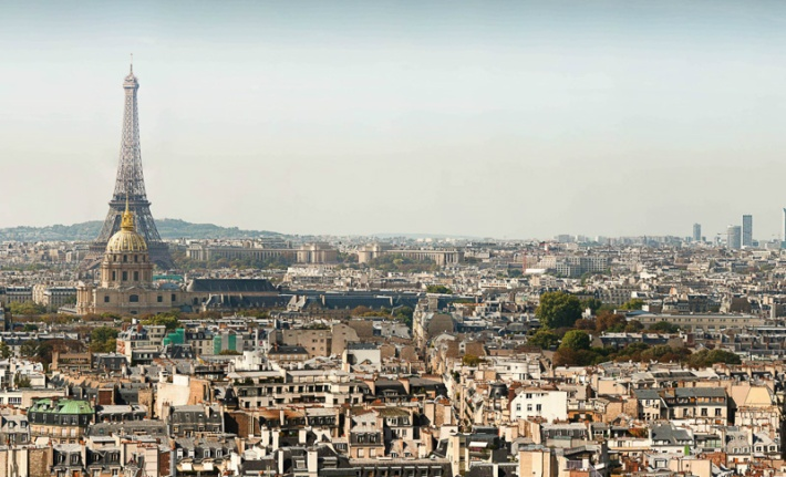 Paris Panorama (26 Gigapixels) Credit: Martin Loyer and Arnaud Frich Click to view full Panorama