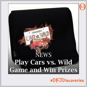 Play Cars vs Wild Online Game and Win Prizes Featured Image