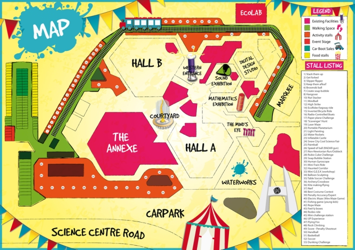 Science-Centre-Street-Fair-2013-Map