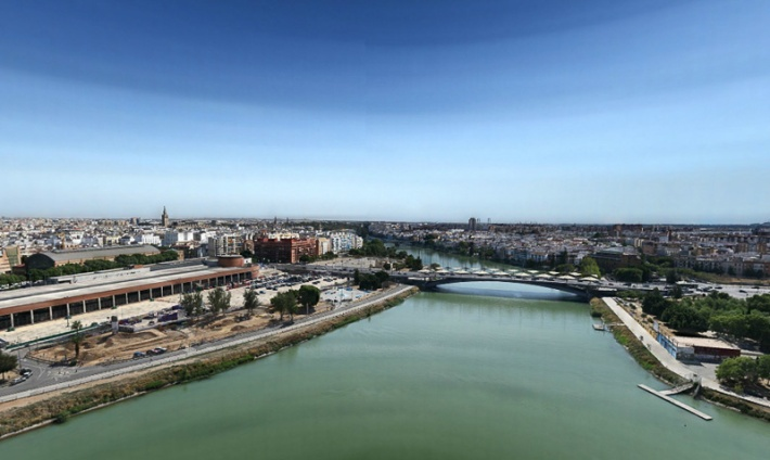Sevilla Panorama (111 Gigapixels) Credit: SuperInventos Click to view full Panorama