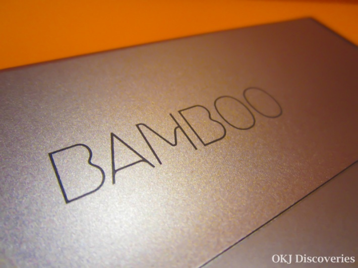 Wacom Bamboo Pad Logo
