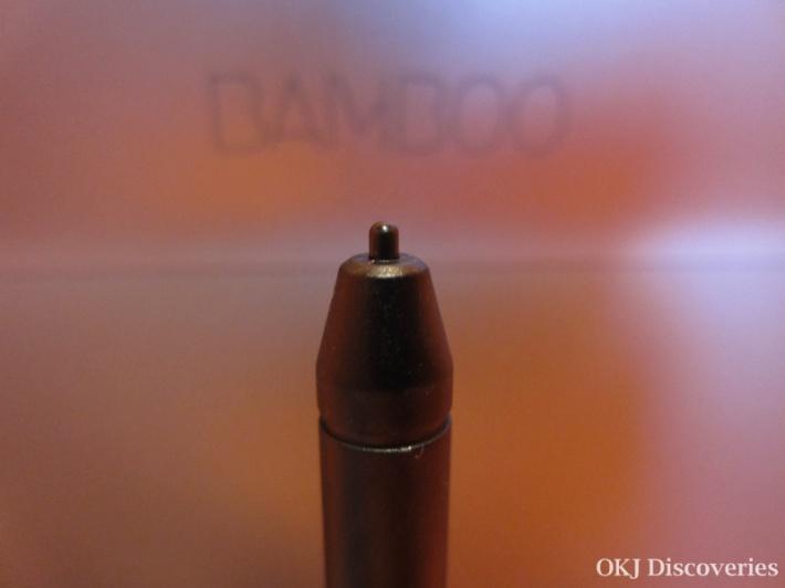 Wacom Bamboo Pad Stylus