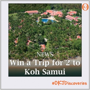 Win a Trip for 2 to Koh Samui Featured Image