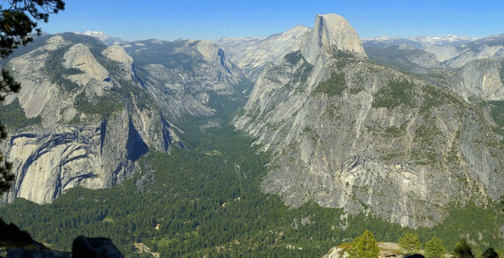 Yosemite (17 Gigapixels) Credit: Gerard Maynard Click to view full Panorama