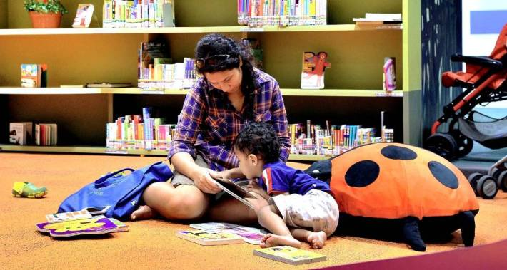 national-library-children-reading